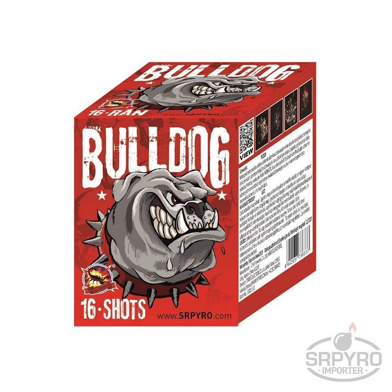 363-3 BULLDOG 20mm 16s 24/1 F2