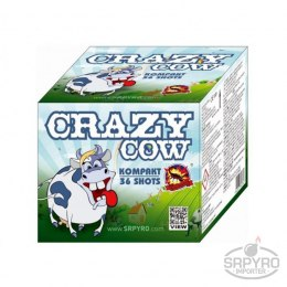 CLE4033 CRAZY COW 25mm 36s 8/1 F2