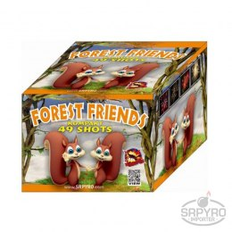 CLE4035 FOREST Friend 25mm 49s 4/1 F2