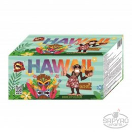 CLE4041 HAWAII 20mm 66s 6/1 F2