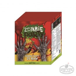 CLE4056 ZOMBIE PARTY 36mm 25s 2/1 F3